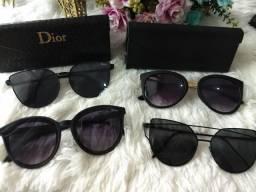 Óculos de Sol Feminino Premium linha DIOR