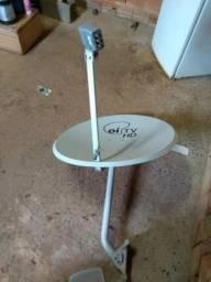 Antena parabólica digital