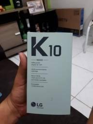 LG K10 Novo Dourado