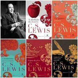 Livros C. S. Lewis coleção