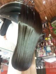 Recuperação de cabelo danificado