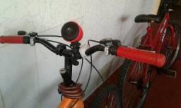 Caixa de som bluetooth de bicicleta