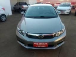 Civic 1.8 lxl aut. m-2013 financ.100% - 2013