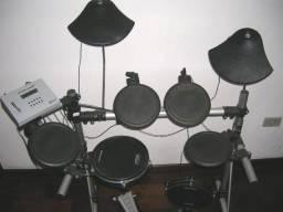 Bateria stafff drum + modulo alesis dm5 zerado
