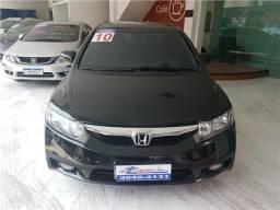 Honda Civic 1.8 lxs 16v flex 4p manual - 2010