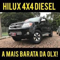 Hilux 4X4 3.0 SRV 2007 - 2007