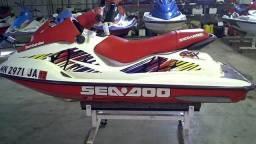 Jet ski seadoo gsx 750cc