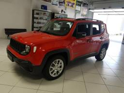 Jeep renegade sport 2019 novo emplacado 1.000 km - 2019