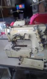 Máquina de costura cobertura