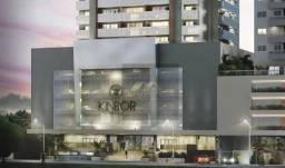 Salas à venda, 36 m² por R$ 273.000 - Boqueirão - Praia Grande/SP