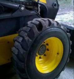 Roda estepe de minicarregadeira L220