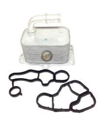 Radiador Resfriador Trocador Oleo C4 / 307 2,0 16v + Juntas