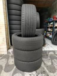 4 pneus 235/50/18 400,00 o jogo
