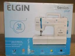 Vendo esta maquina de costura Elgin nova 31 pontos