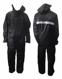 Capa de chuva para motoqueiro 99806-4141