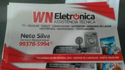 Consertos eletrodomésticos!