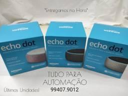 Echo Dot 3 Alexa Lacrada. Pronta Entrega