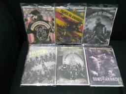 Temporadas sons of anarchy, todas por 50,00 reais