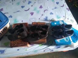 Sapatos pra vim buscar