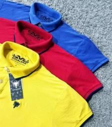 Camisas Pollo e camisetas