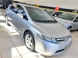 Honda Civic 1.8 lxs 16v flex 4p automático - 2008