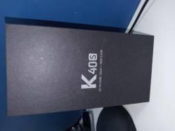 Troca LG K 40s novo