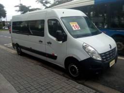 Master L3H2 Minibus 16 Lg. Teto Alto 2016 Completa