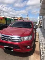 Toyota Hilux 2017 - SRV 4x4 - Automática - 2017