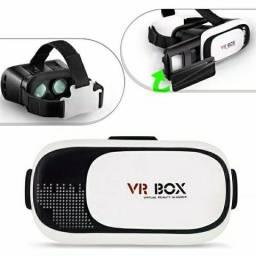 Oculos Vr 3d Realidade Virtual Gamer Android Iphone Universal