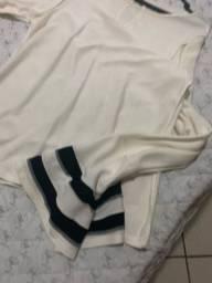 Maravilhosa  Blusa Dudalina tamanho 44