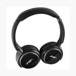 Fone Bluetooth Wireless Fm Radio Micro Sd Microfone Nia Q1 - - Loja Coimbra Computadores