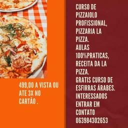 Curso de pizzas