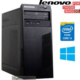 Pc/ Computador Intel I3 4gb Ram 500 Gb + Ssd 120 Brinde!
