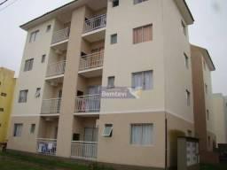 Apartamento com 2 dormitórios à venda, 57 m² por R$ 78.419,32 - Centro - São João Batista/