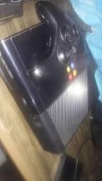 Usado, Xbox 360 super slim desbloqueado jtag comprar usado  São Gonçalo