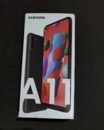 Samsung Galaxy A11, 64GB Câmera Tripla