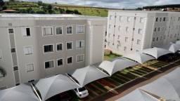 Residencial Parque Braga - Apartamento composto de 2 (dois) dormitórios