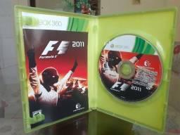 Usado, F1 2011 Xbox 360 comprar usado  Mesquita