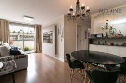 Apartamento garden de 3 dormitórios com 58m² à venda - Pinheirinho - Curitiba