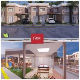 Reserva Bolonha Casa duplex com 2/4 suite canadense