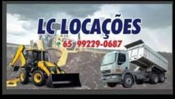 Aluga-se retrô escavadeira e caminhão cassamba
