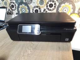 Impressora HP Multifuncional - Usada - Bivolt