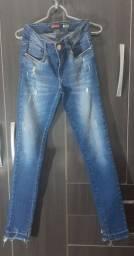 Calça Jeans Jean Darrot