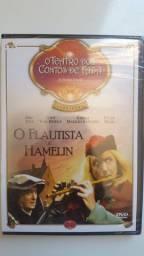 DVD O Flautista de Hamelin novo em Carapebus/Macaé