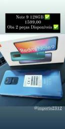 Redmi NOTE 9 128GB