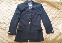 Título do anúncio: Conjunto de saia-calça e blazer marca alemã