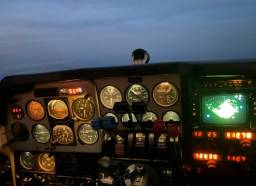 Título do anúncio: Beechcraft Baron 55 Ano 1978