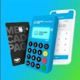 Título do anúncio: Maquininha de cartão via bluetooth com NFC