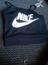 Cropped da Nike preto