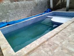 Título do anúncio: Vendo um casa com piscina em Itamaracá, contendo a metragem do terreno 500m².